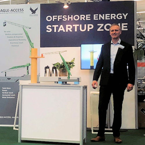 Visiting Offshore Energy 2019